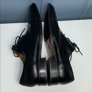 Cole Haan Shoes Leather Black Dress Oxford 11.5 M